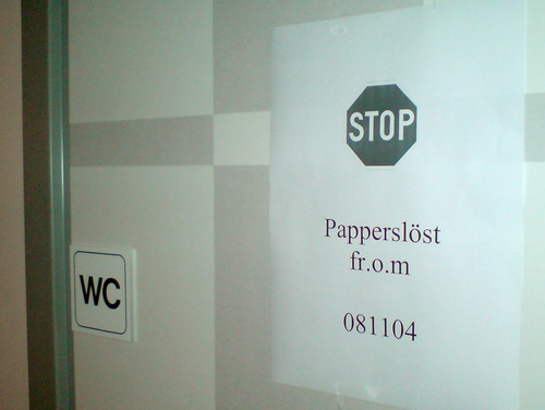 papperslost